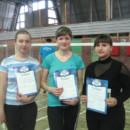 Завершился турнир, в женской одиночной категории