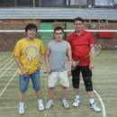 Завершился турнир, в мужской одиночной категории