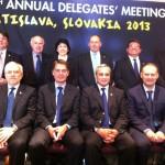 Андрей Антропов избран вице-президентом ВЕ. Чемпионат Европы-2014 пройдет в Казани.